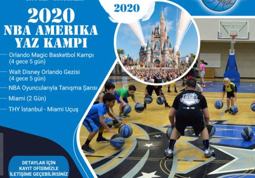 NBA Amerika Yaz Kampı 2020