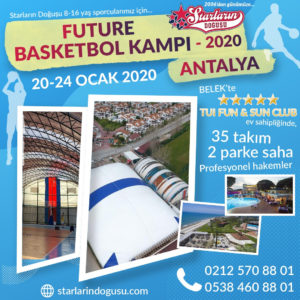 Antalya Basketbol Kampı