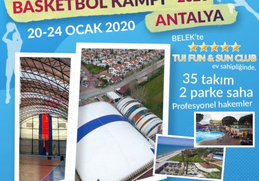 Future Antalya Basketbol Kampı 2020