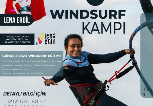 Lena Erdil Windsurf Kampı 2020