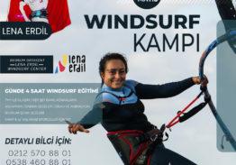 Lena Erdil Windsurf Kampı 2022